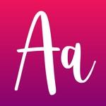 Fønts - Lettertype voor iPhone