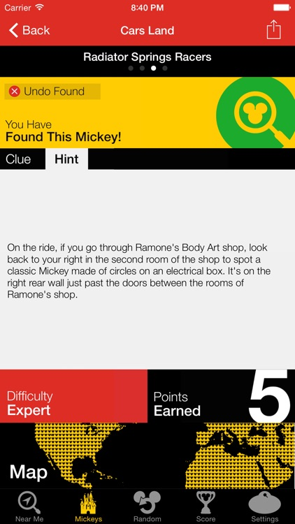 Hidden Mickeys: Disneyland screenshot-3