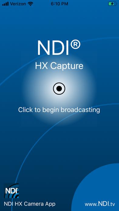 NDI HX Captureのおすすめ画像1