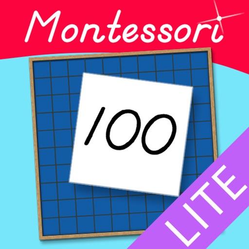 Montessori Hundred Board Lite