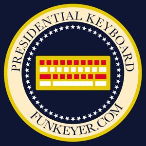 Presidential Keyboard - Entertainment app