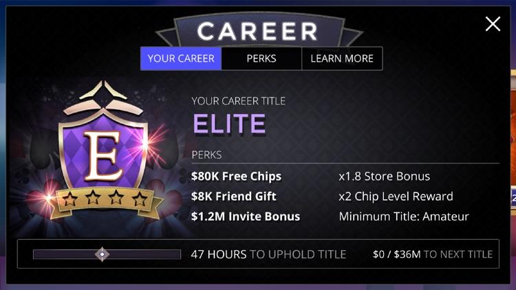 CasinoLife Poker: Texas Holdem screenshot-5