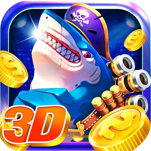 疯狂猎鱼达人-休闲益智游戏