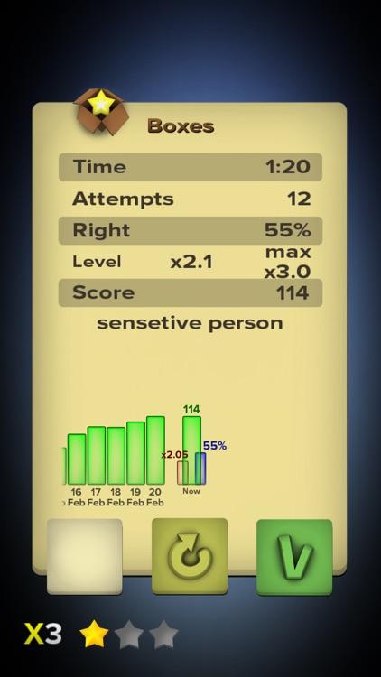 Extra Sense - intuition games screenshot-5