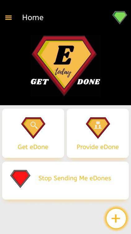 Get eDone