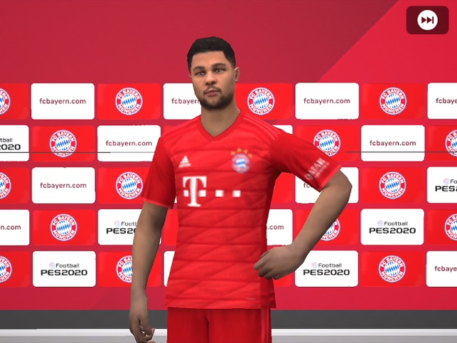 ‎eFootball PES 2020 Capture d'écran