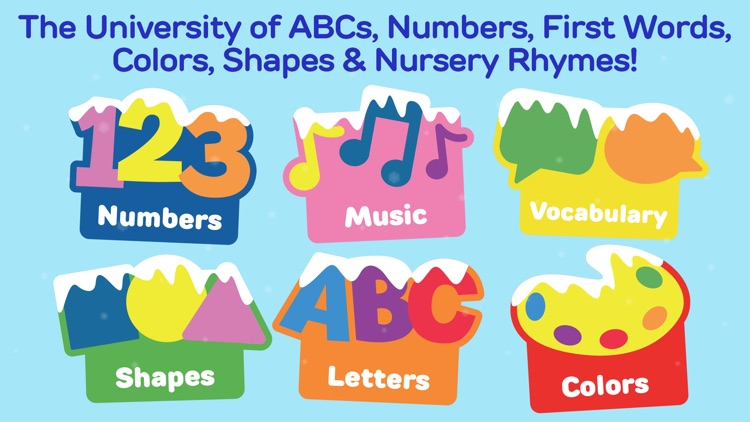 My First University: ABC Kids