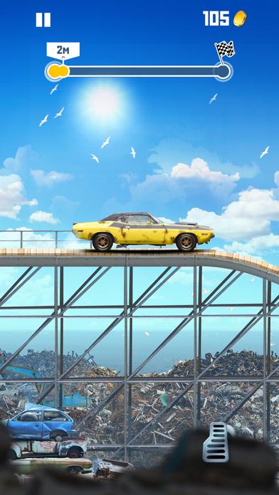 Jump The Car screenshot 1
