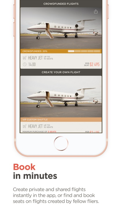 JetSmarter | Book Private Jets screenshot-2