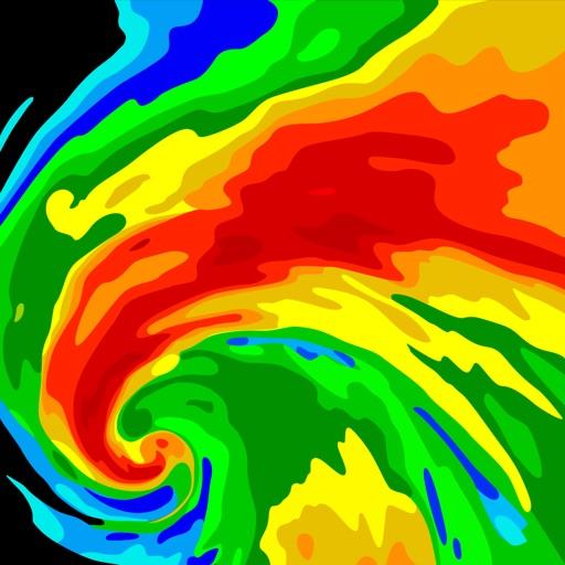 NOAA Weather Radar Live: Clime