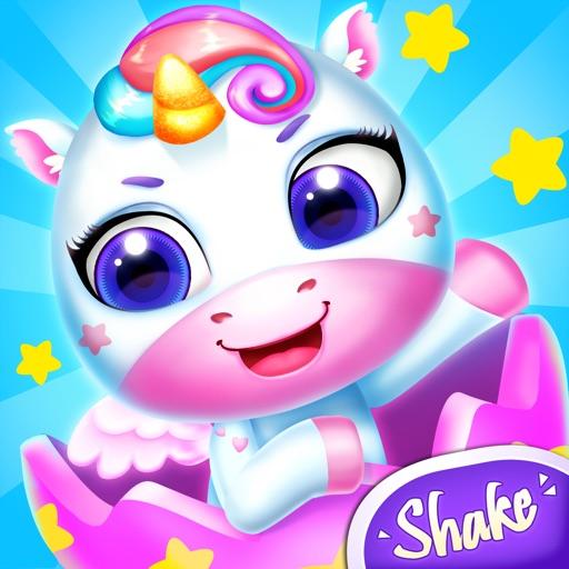 My Little Unicorn - Girl Games iOS App