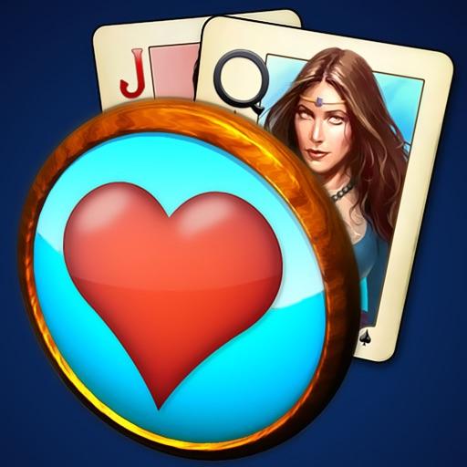 Hardwood Hearts Pro icon