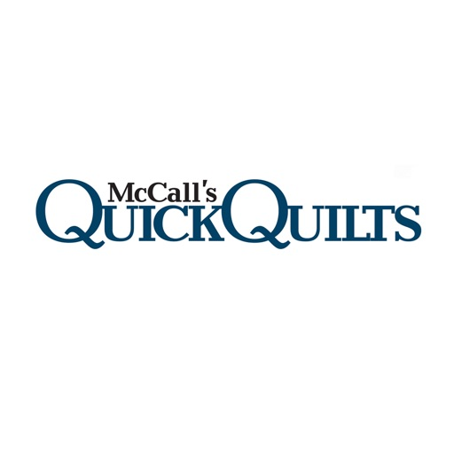 McCall's Quick Quilts Magazine