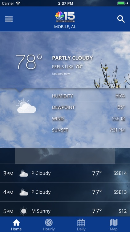 NBC 15 Weather screenshot-0