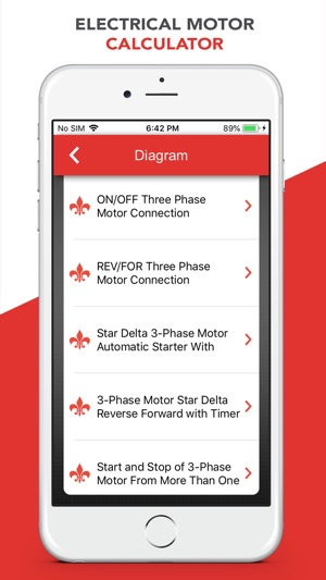 Electrical Motor - Calculator on the App Store on