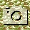 ステルス迷彩カメラ - 光学迷彩風写真加工編集カメラアプリ