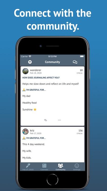 Conjour - Journal, Diary, Log screenshot-6