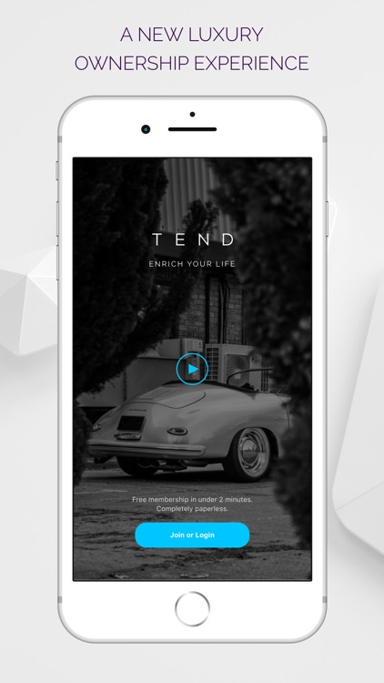 TEND LIFE by Tend Technologies AG