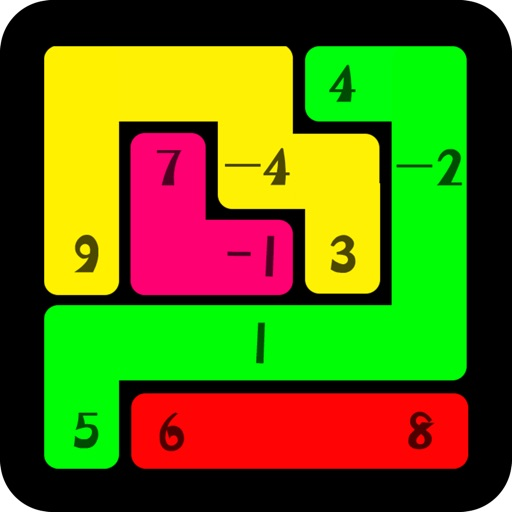 Number Line Link - Draw Puzzle iOS App
