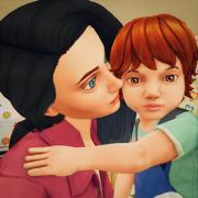 虚拟 母 : 梦 家庭
