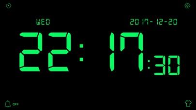 デジタル時計 - LED 目覚まし時計のおすすめ画像2