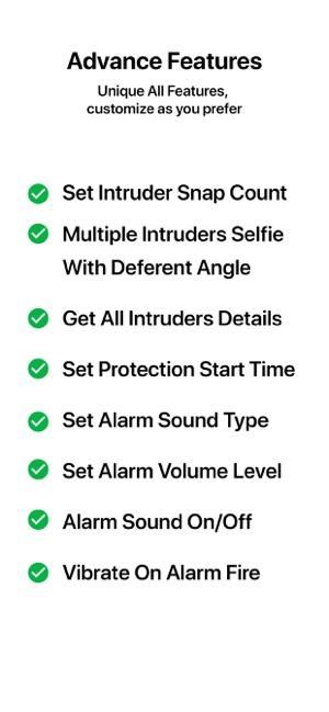 Security Alarm - AntiTheft on the App Store