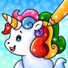 My Unicorn Pony Coloring Games