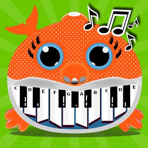 Magic Baby Shark Piano iOS App