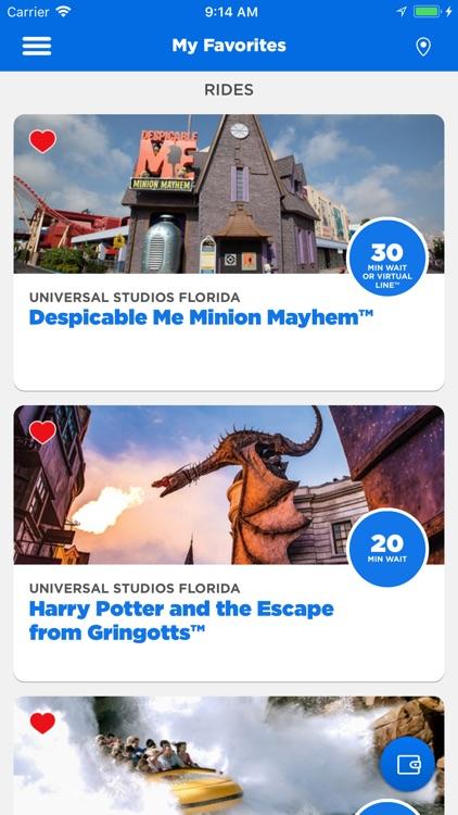 Universal Orlando Resort™ screenshot-3