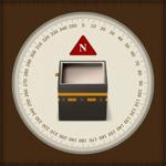 Кибла компас | Кааба Локатор на пк