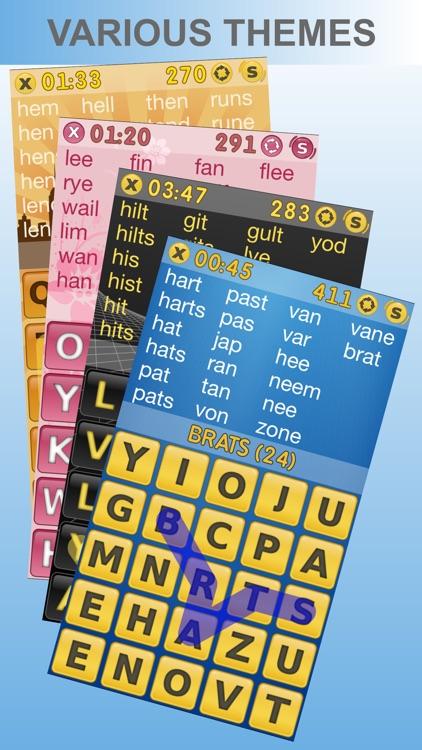 Word Shaker HD screenshot-4