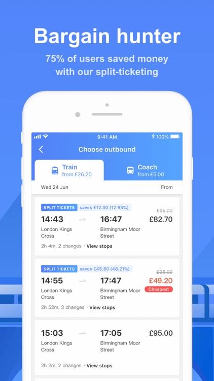 TrainPal - Buy Train Tickets