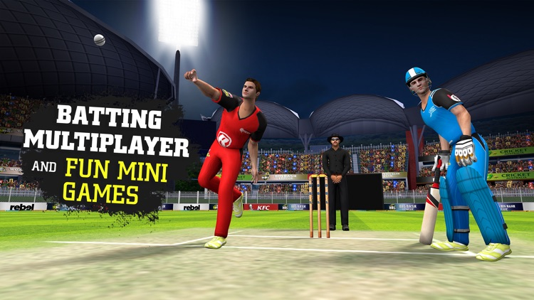 Big Bash Cricket screenshot-7