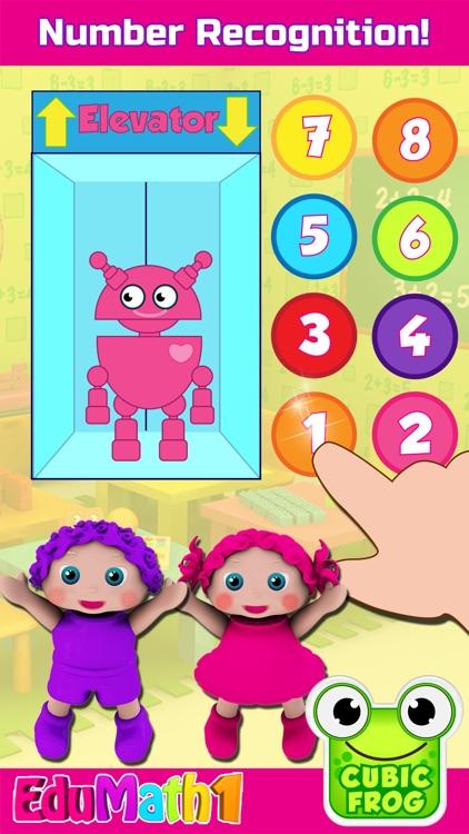 Math Games For Kids-EduMath1 screenshot-3