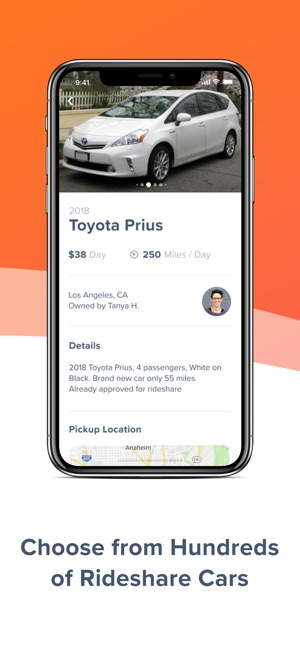 HyreCar: Rideshare Car Rentals on the App Store