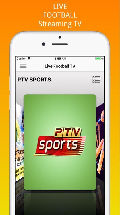 Live Football Streaming Tv screenshot-4