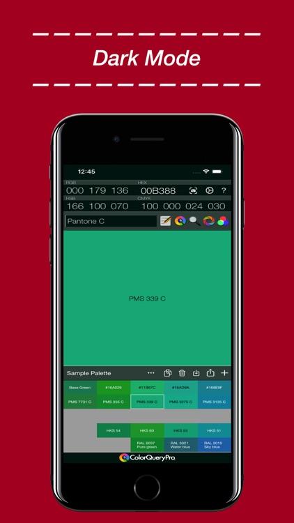 ColorQueryPro screenshot-9