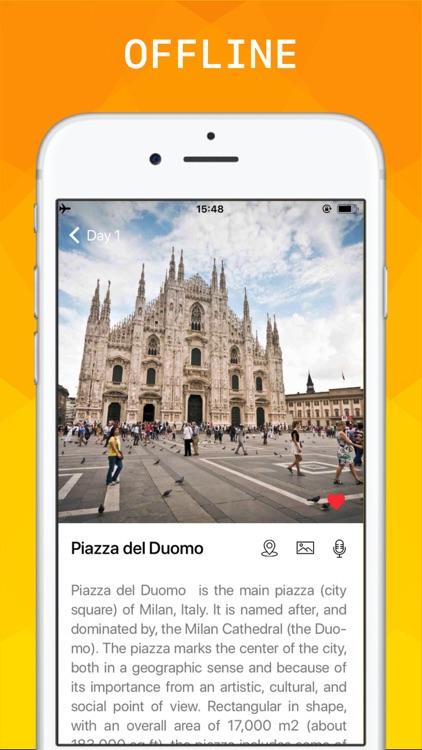 Milan Travel Guide . screenshot-4