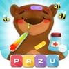 子供向けのジャングル獣医ゲーム Animal Doctor - iPadアプリ