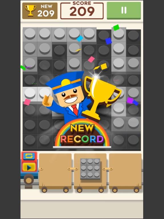Block Train: Puzzle screenshot #3