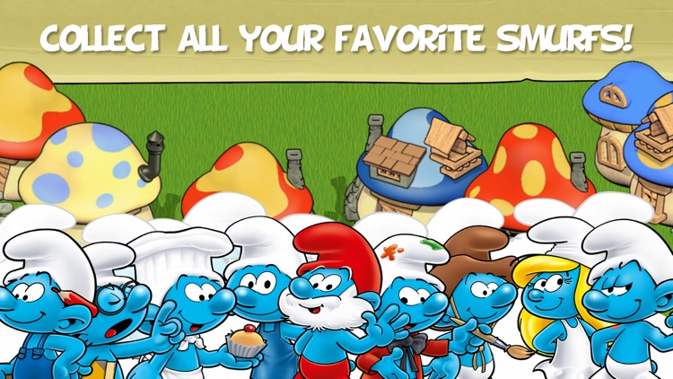 Smurfs and the Magical Meadow