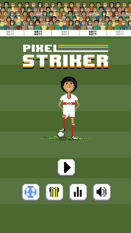 Pixel Striker screenshot-0