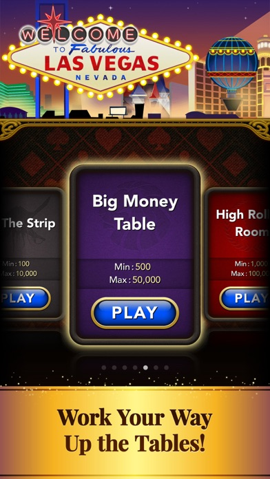 Blackjack – Casino Card Game screenshot two