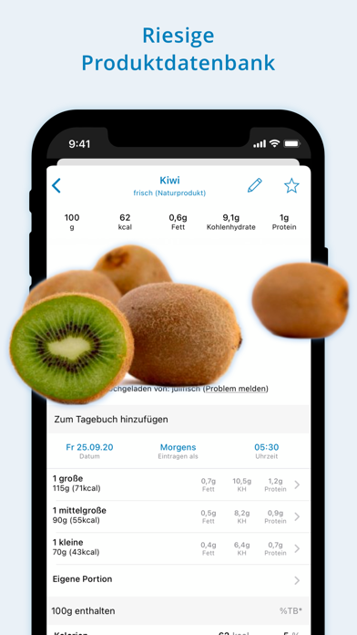 messages.download FDDB Extender - Kalorienzähler software