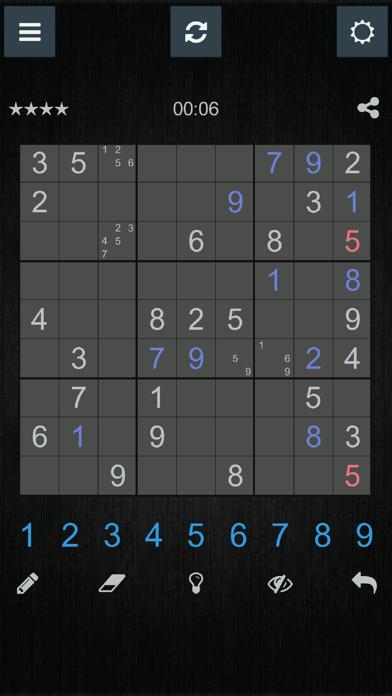 ™ SudokuCaptura de pantalla de4