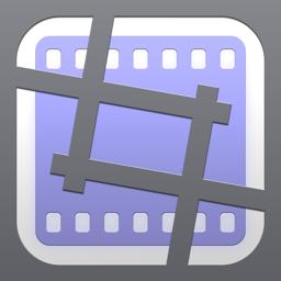 Ícone do app Video Crop & Zoom - HD