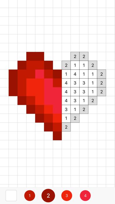 Sandbox - Pixel Art Coloring Screenshot