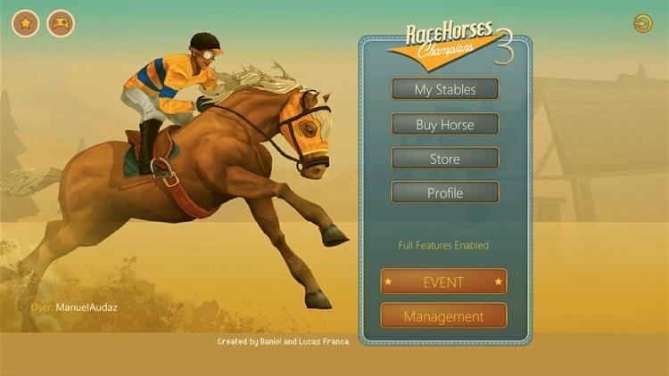 Race Horses Champions 3 screenshot-3
