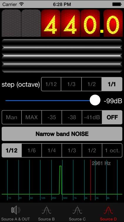 Diapason Audio Generator screenshot-3