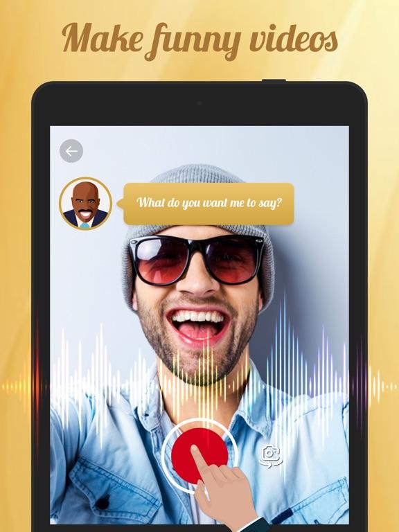Voicy: Celebrity Voice Changer screenshot 5